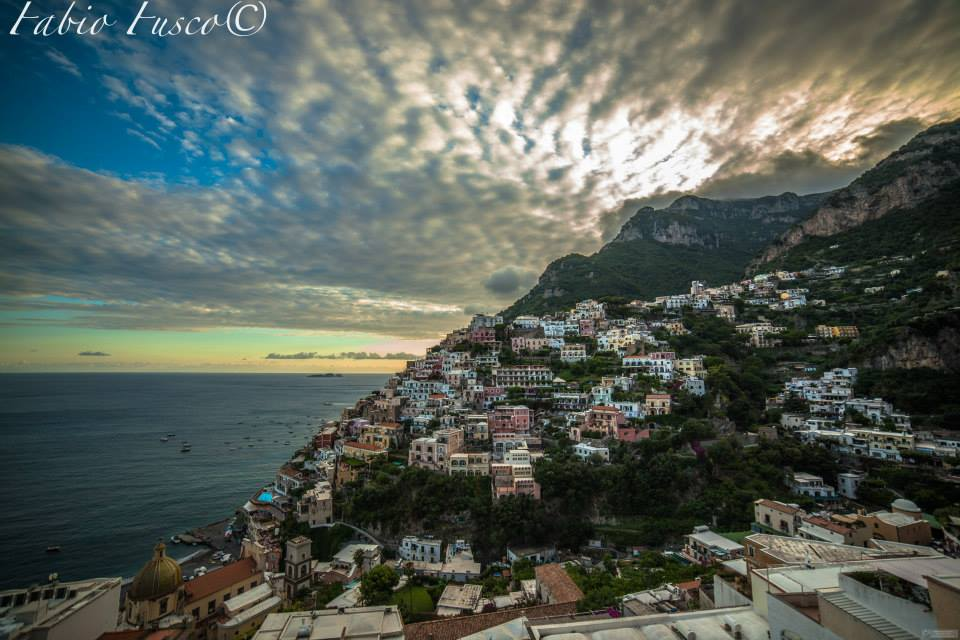 Arrivare a Positano da Salerno